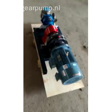 Customized for Molasses  and honey pump NYP lube oil pump internal gear pump bitumen pump export to Saint Lucia Wholesale