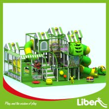 Modular indoor amusement playground