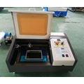 40W CO2 Laser Engraving Machine With USB Port