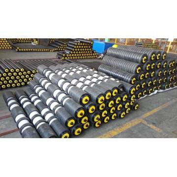 Impact Idler Roller for Belt Conveyor