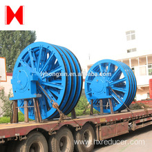 China Gold Supplier for for Electric Chain Hoist Pulley elevator sheave for mining hoist supply to Montenegro Wholesale