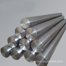 Polished Pure Titanium Bar