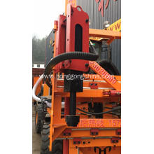 Super Purchasing for Pile Driver With Screw Air-Compressor Highway Repair Tool Guardrail Pile Driver supply to Congo, The Democratic Republic Of The Manufacturers