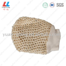 Loofah bathing foam gloves sponge