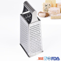 kitchen stainless steel ginger grater for vegetables