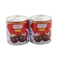 Special for Canned Peach Juice Nata De Coco Good Tasty Coconut export to Sri Lanka Importers