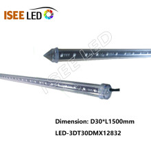 20 Years manufacturer for Best Dmx 3D Led Tube Light,3D Led Tube,Led Meteor Lights,3D Deco Light Manufacturer in China Nightclub Ceiling TOP10 3D RGB LED Vertical Tubes export to Netherlands Exporter