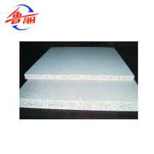 Customized for Plain Melamine Particle Board E0 Grade plain particle board for indoor use supply to Trinidad and Tobago Supplier