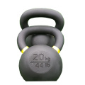 44 LB Powder Coated Kettlebell
