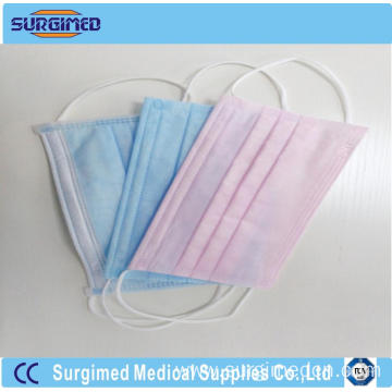 Surgical Earloop/tie Non Woven Face Mask
