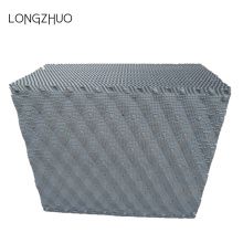1000mmx1000mm Cross Flow PVC Cooling Tower Fill