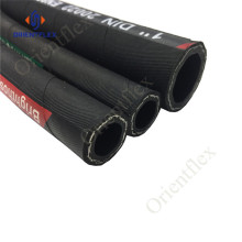 1ST Hydraulic Rubber Petrol Resistant Hose