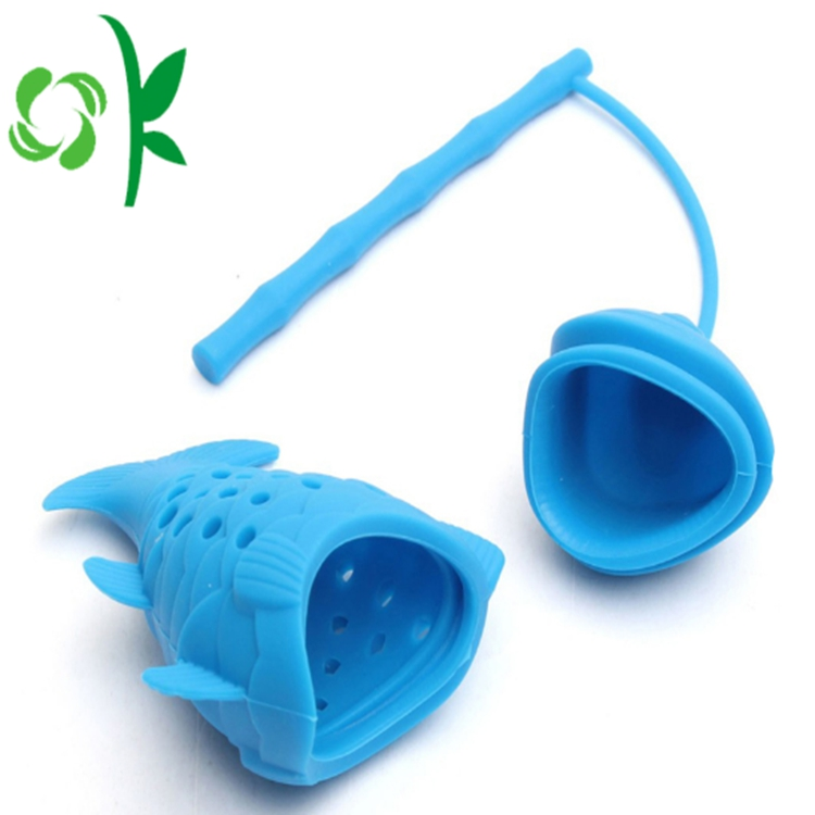 Silicone Tea Filter Tea Maker