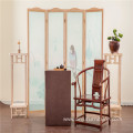 Factory direct Living Room Furniture Wood Panel Room Divider Screens