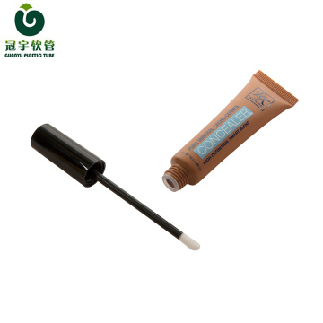 12g cosmetic plastic tube for lipstick packaging