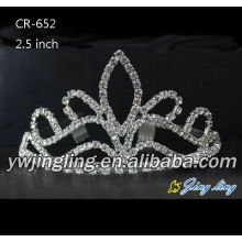 Rhinestone Tiaras Wholesale Cheap Crowns