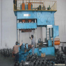 CE Certification Cold Forming Elbow Machine