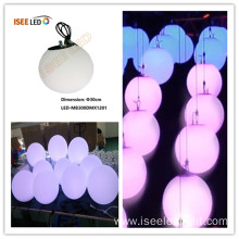 ODM for Led Magic Ball Light Stage 30cm dia LED Ball lifting system supply to Indonesia Exporter