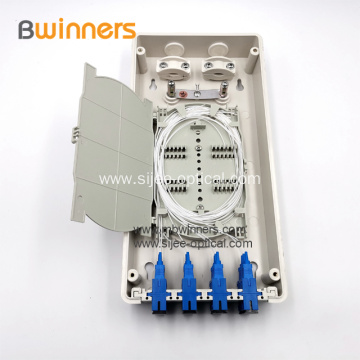 12 Core Outdoor Fiber Optic Termination Box