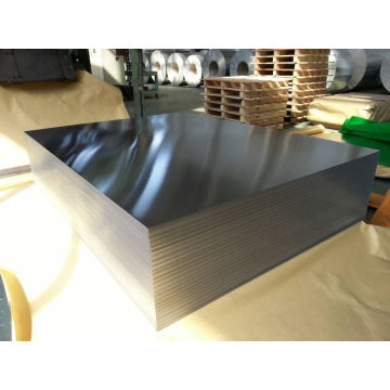 Electrolytic tinplate sheet ETP