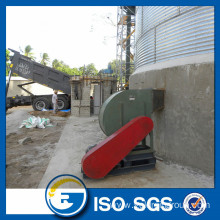 China New Product for China Silo Aeration System, Sweep Auger, Silo Exhaust Fans, Silo Ventilation System Grain Steel Silo With Aeration System supply to Italy Exporter