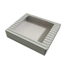 OEM for White Corrugated Boxes Small paper gift boxes for packing supply to Spain Manufacturer