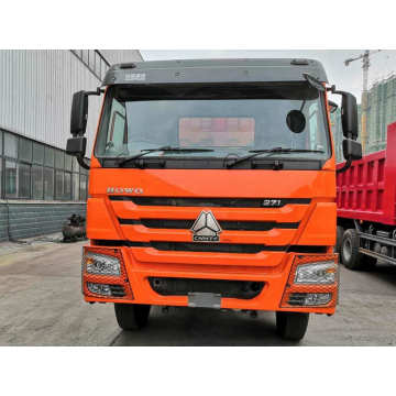 40 Tons 12 Tires Sinotruk Howo Tipper Truck