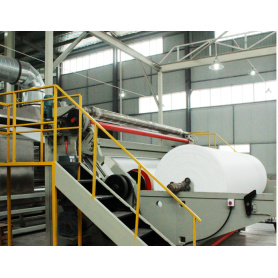 SS PP Spunbond Non Woven Fabric Making Machine