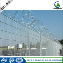 Security Barrier Fencing Razor Wire