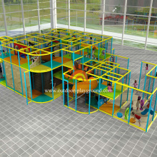 Children Large Playground Equipment Structure