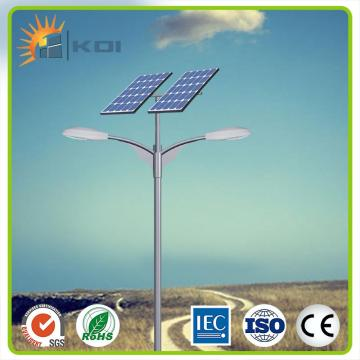 6m high solar led street light technical specifications