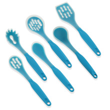 Quality for Silicone Utensils Set Heat resistant Silicone Kitchen Cookware Utensil Set export to United States Supplier