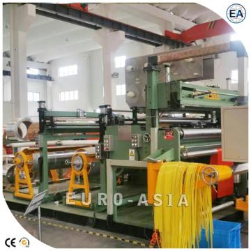 Automatic Foil Winding Machine For Transformer  Coil