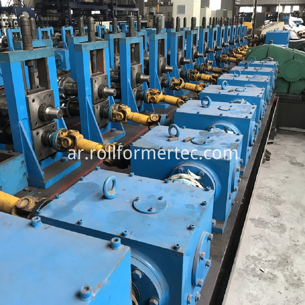 Ceiling C/U/T forming machine