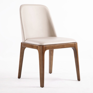 China for Modern Leather Dining Chair Emmanuel Gallina Poliform dining Grace chair export to France Manufacturer