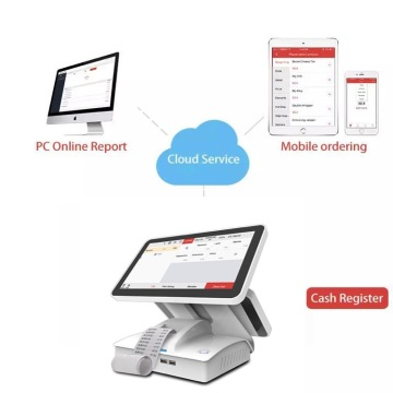 1 year Warranty and Windows10 Operation System POS