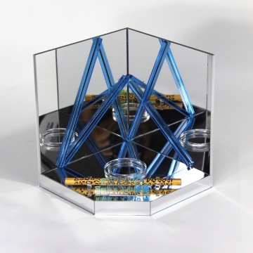 Acrylic cosmetics display stand, storage for all kinds of cosmetics
