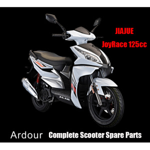 Jiajue Ardour125 Scooter Parts Complete Scooter Parts