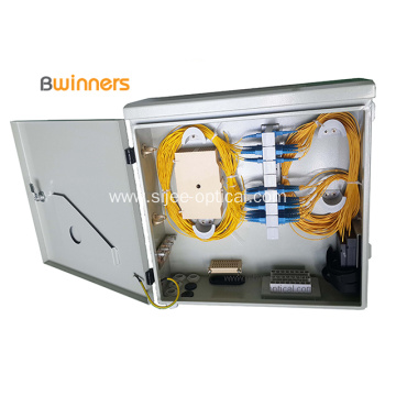 Outdoor Optical Fiber Distribution Box 48 Cores Wholesale