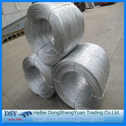 14 Gauge Hot Dipped Galvanized  Wire