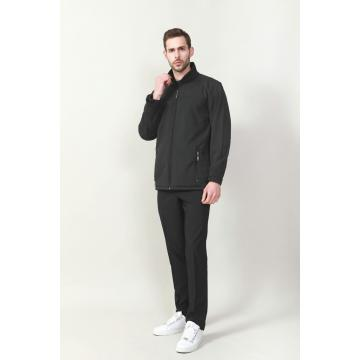 MEN'S BONED SOFT SHELL WARM JACKET