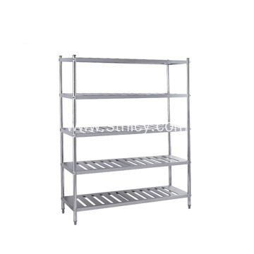 201 Restaurant Commercial Stainless Steel Storage Rack