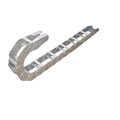Flexible Heavy-duty Steel Cable Drag Chain Protect Chain