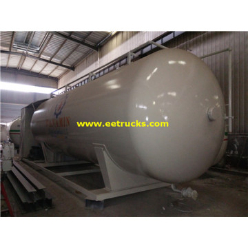 15000 Gallons 25ton LPG Skid Plants