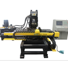 CNC Plates Punching Drilling and Marking Machine