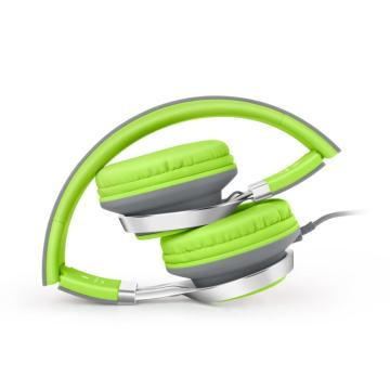 Colorful stereo quality fashion headphones for promotion