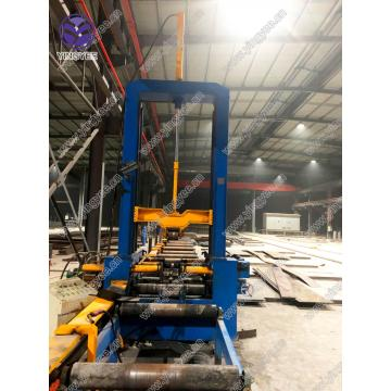 Automatic H Beam Welding Line