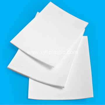 4 Foot Natural Virgin PTFE sheets