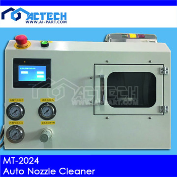 China supplier OEM for Clean Machine,Stencil Cleaning Machine,Pneumatic Cleaning Machine  Manufacturers and Suppliers in China Automatic SMT Nozzle Cleaner Machine supply to Qatar Factory