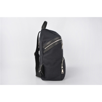 Waxed Canvas Rolltop Backpack Back To School